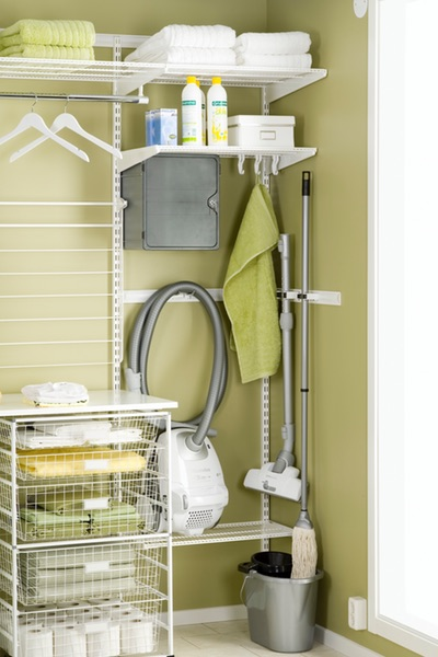vertical storage, A Tiny Tidy Tip! ~ Go Vertical!, The Tidy Lady, The Tidy Lady