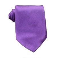 Purple Solid Neck Tie  Shop Mens Ties Online | Ties ...