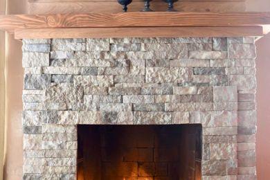 Fireplaces & Wall Surfacing