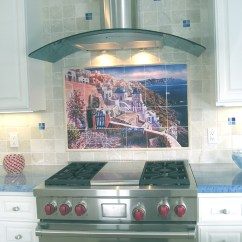Kitchen Tile Murals Appliance Repair 3 Backsplash Ideas Pictures Of Backasplash