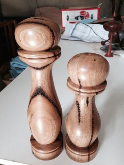 Marri Salt and Pepper Grinders