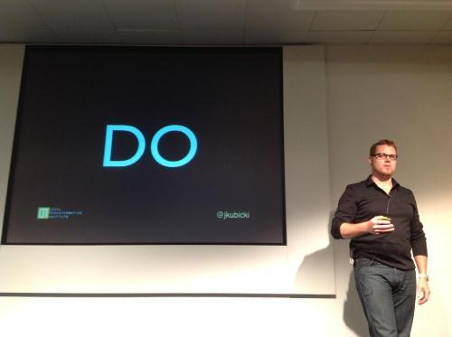 Reinvent Law London 2013 - J Kubicki - Do