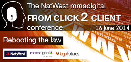 Legal Futures Click to Client Conference