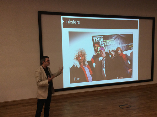 Brian Inkster - Improving - Fun - Reinvent Law London 2014