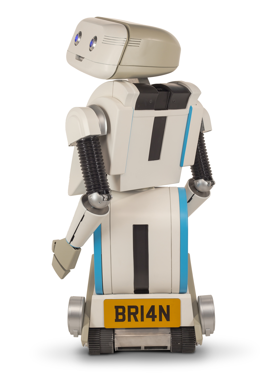 Robotic Brian