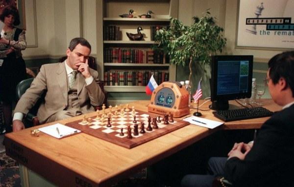 CaseCrunch v Lawyers NOT Deep Blue v Kasparaov
