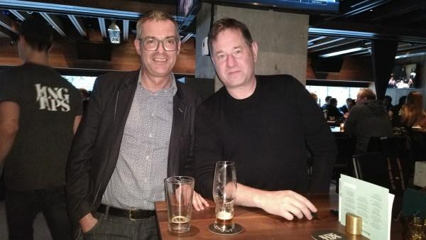 Brian Inkster and Mitch Kowalski - Toronto - Canada