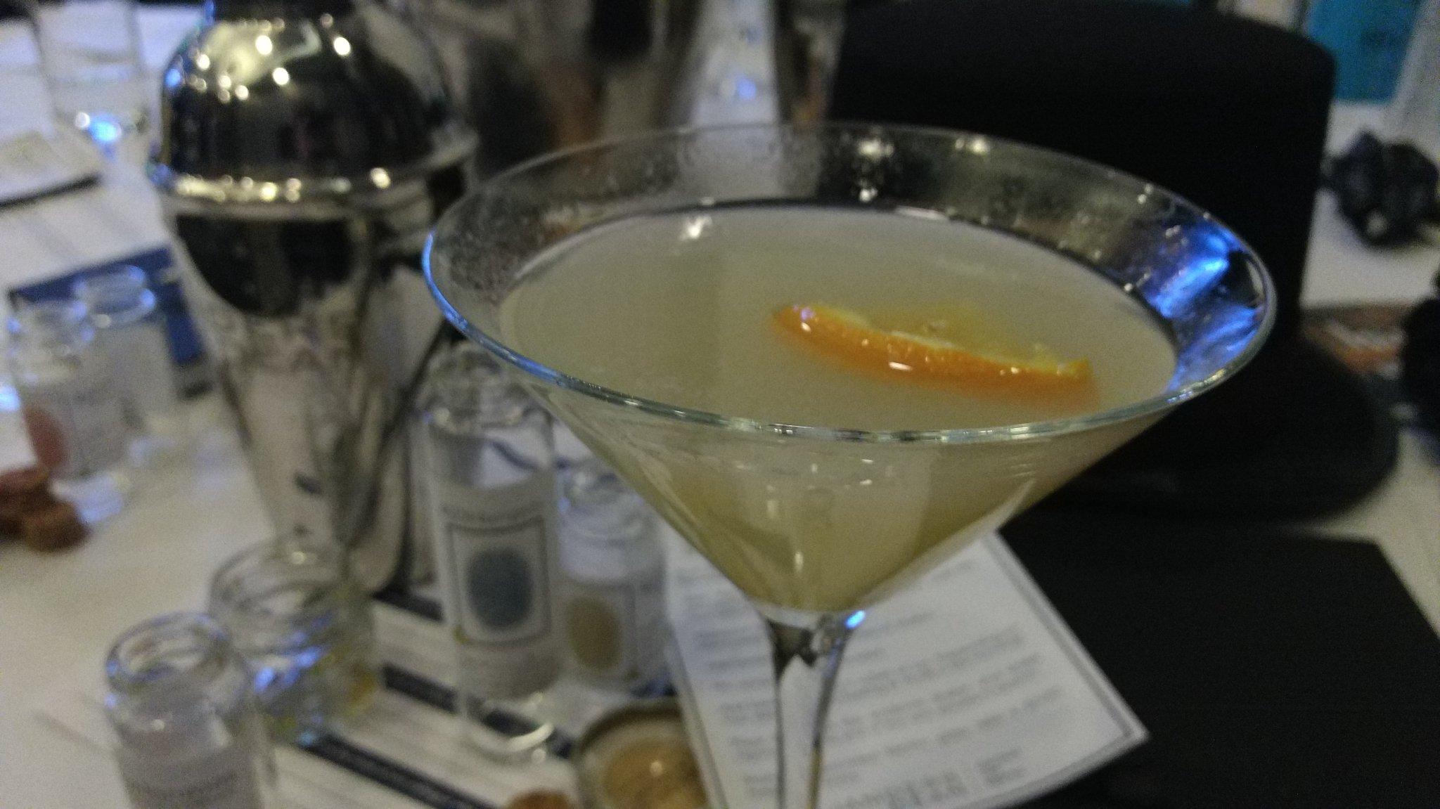 Breakfast Martinis at JDHorizons