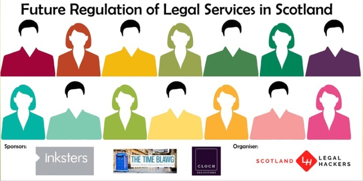 Legal Hackers Scotland - Roberton Review (Future Regulation of Legal Services) Debate