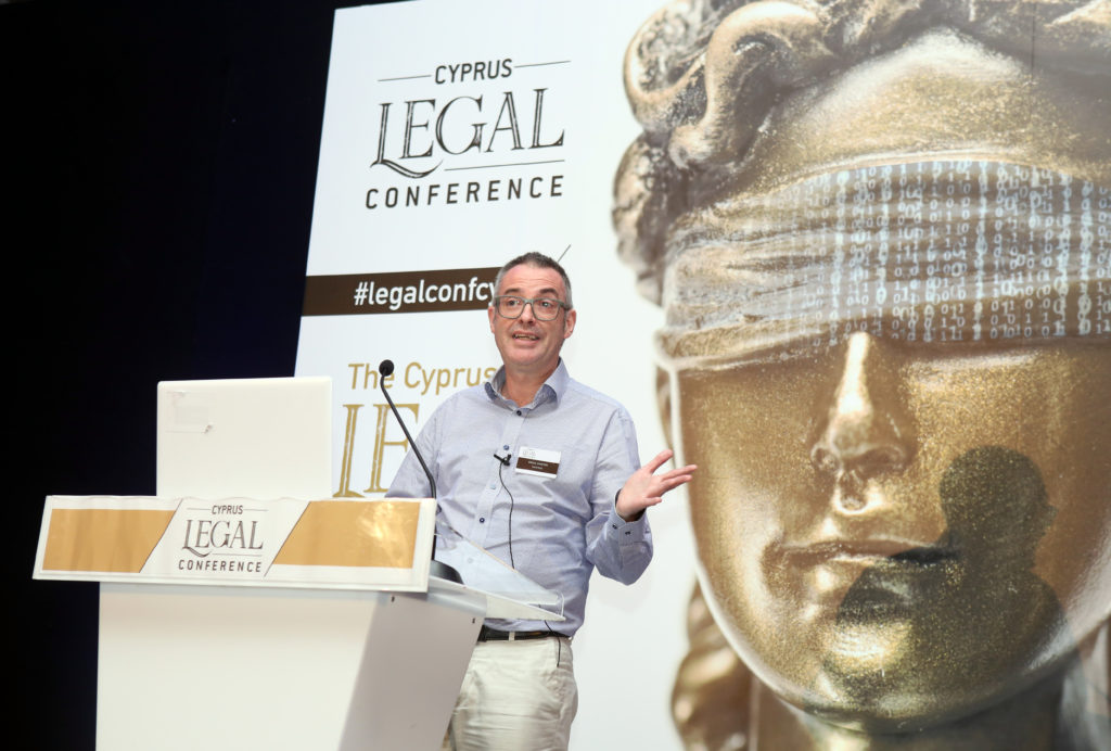 Cyprus Legal Conference 2019 - Brian Inkster