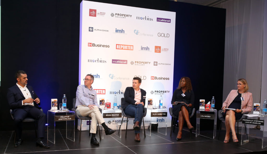 Cyprus Legal Conference 2019 - Brian Inkster and panel