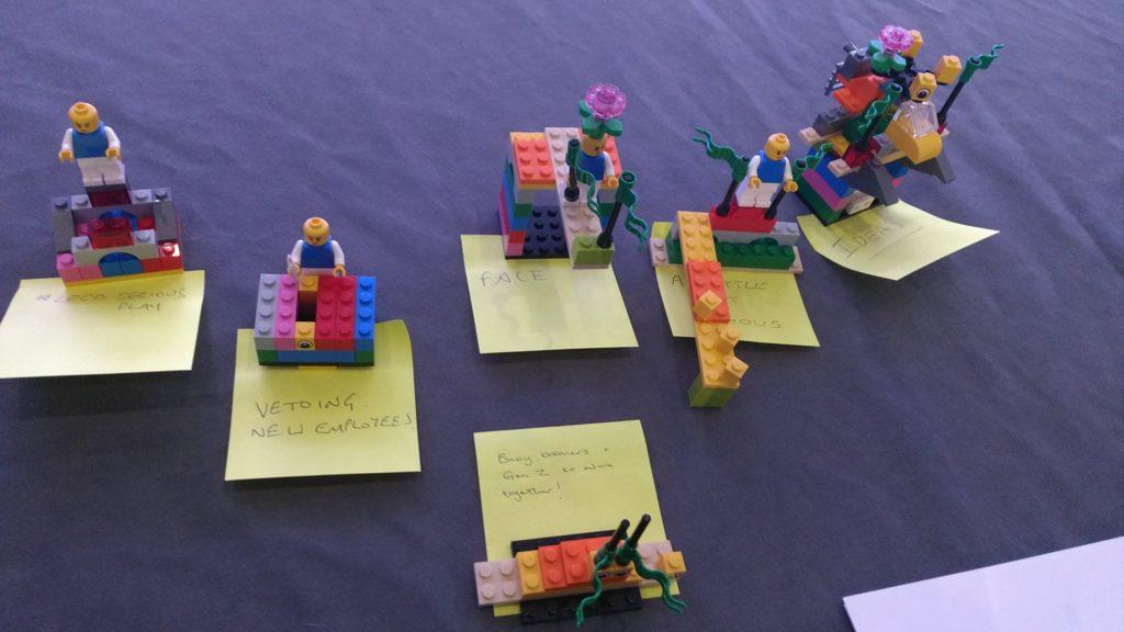 Symphony Legal - Source - Lego Serious Play - ideas taken back
