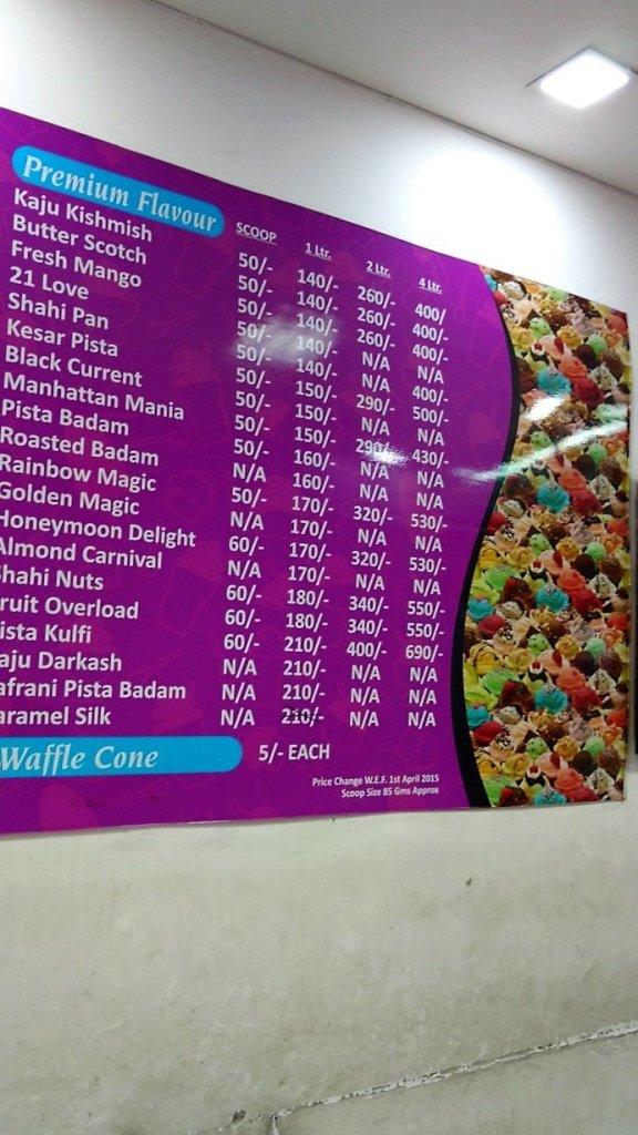 Laxmi's Ice Cream