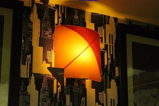 theme decoration at Kites Restaurant