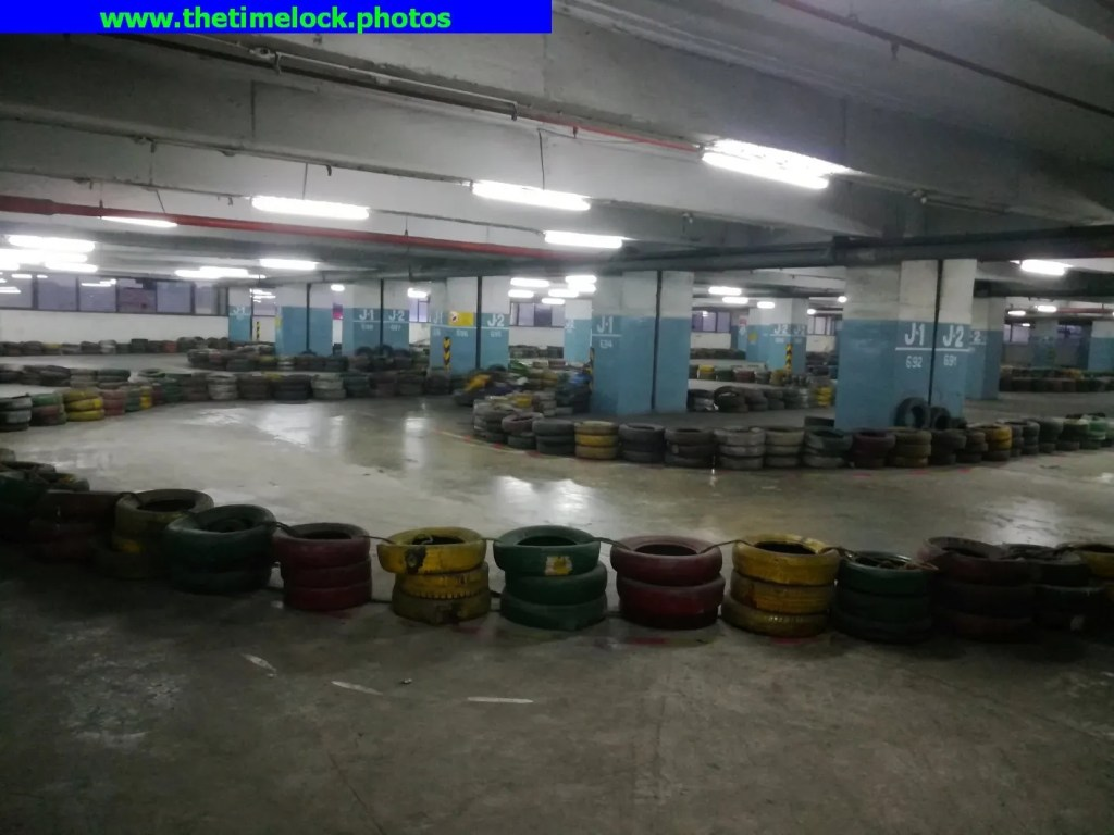 go karting at pacific mall tagore garden