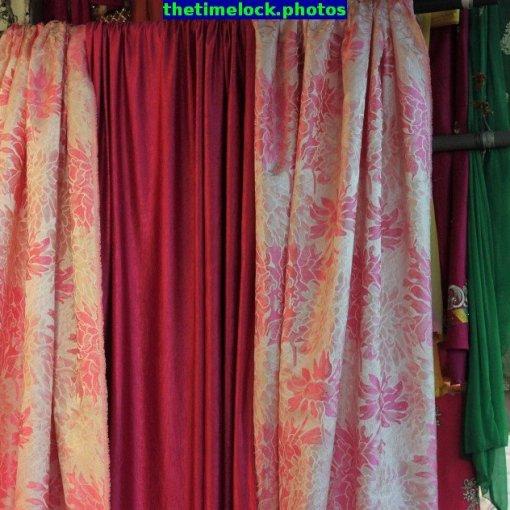 cloth market
