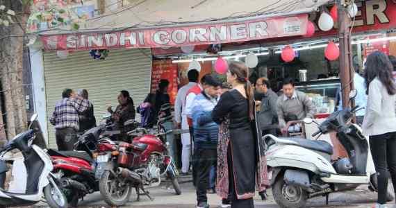 sindhi corner