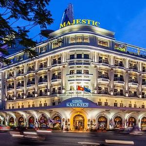 Majestic Saigon hotel 1