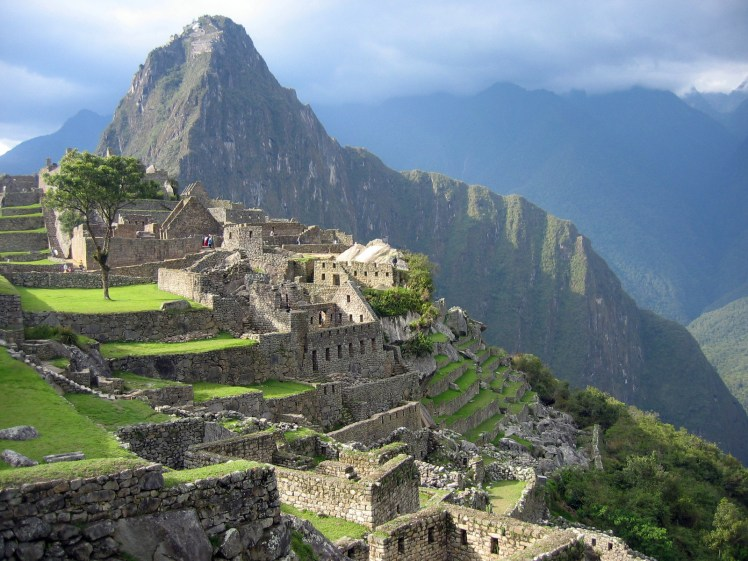 Peru and Bolivia adventure Machu Picchu