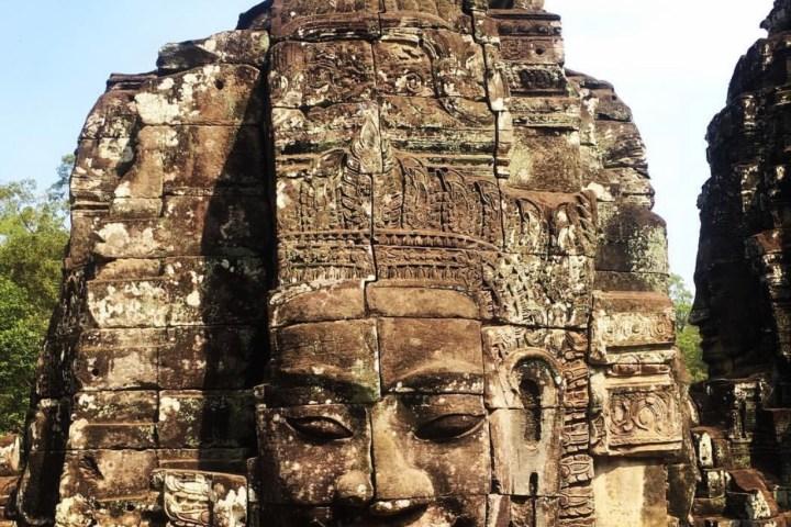 Sabbatical Travel - Bayon Temple