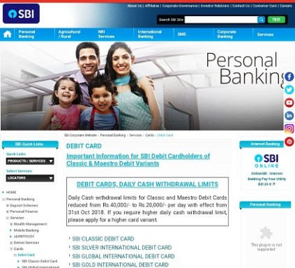 SBI direction