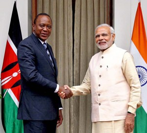 Vibrant Kenya and Vibrant Gujarat Summit