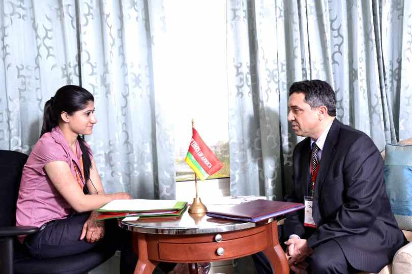 ALaya Bettaib, Secretary of State to the Minister of Investment and International Cooperation, Tunisia