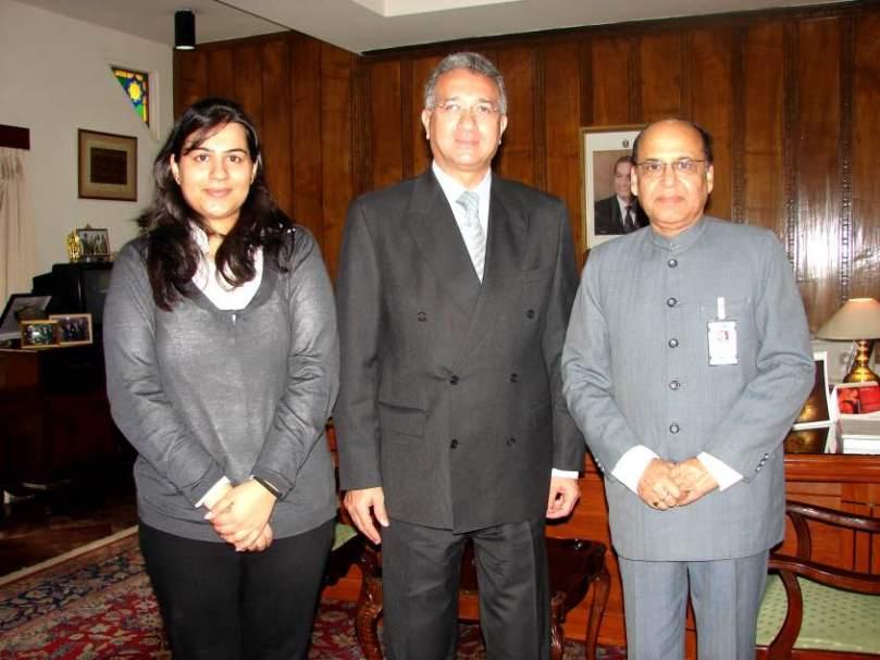 H.E. Dr. Mohamed Abdel Hamid Higazy, Egypt