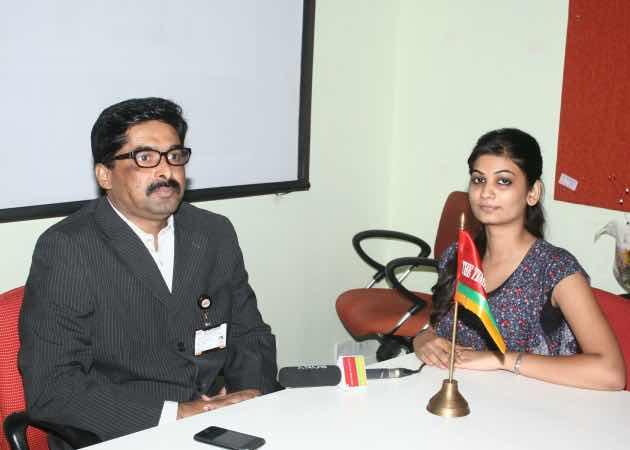Mr. Sanjay Jadhav, Mahindra & Mahindra