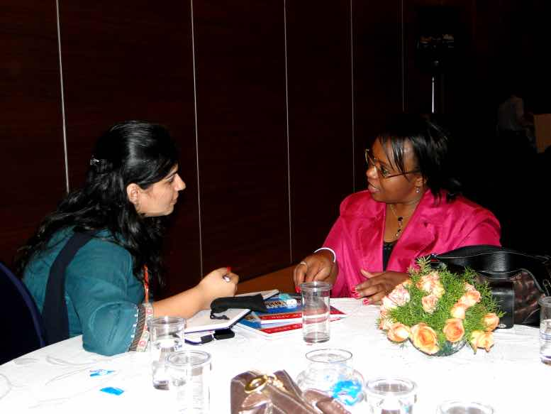 Ms. Emile Mushobek, Botswana, 4 Nov,2011