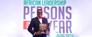 8th African Leadership Magazine Person of the Year