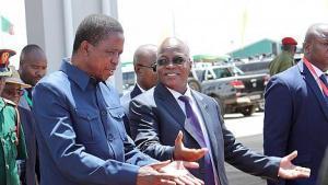 Zambia Health Minister
