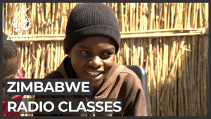 Zimbabwe education: School lessons broadcast on the radio