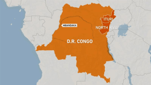 New Ebola cases in DR Congo