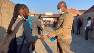 schools closed in south africa due to coronavirus