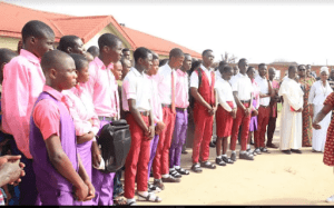 Resumption date for graduating students