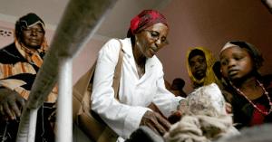 Hawa Abdi died