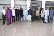 IDD: N-PEM visits Hon. Ossai Nicholas Ossai On Nigerian Democratic Journey