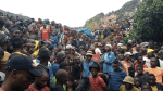50 people dies in goldmine collapsed in Eastern Congo