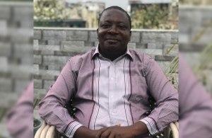 Mr Johnson Kwaku Gameli Kportufe