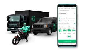 Kwik Delivery expands its delivery service to 4-wheels vehicles