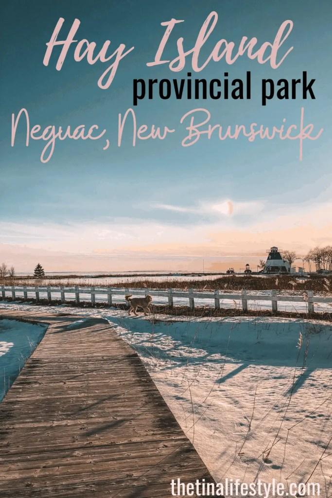 Hay Island Provincial Park