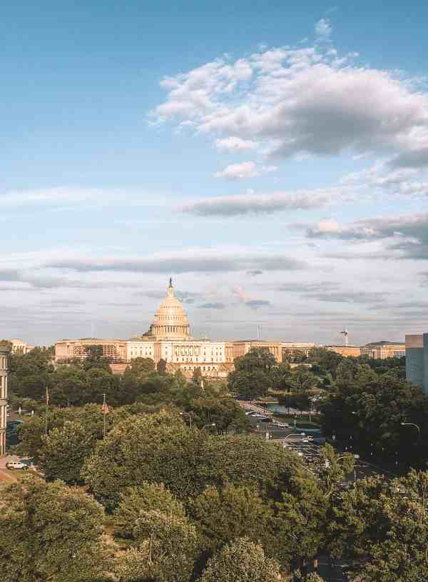 5 Beautiful Places To Visit In Washington DC