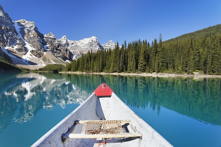 15 Stunning Places To Visit In The Canadian Rockies