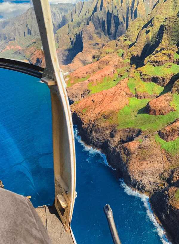 Helicopter Tours to Try in the USA