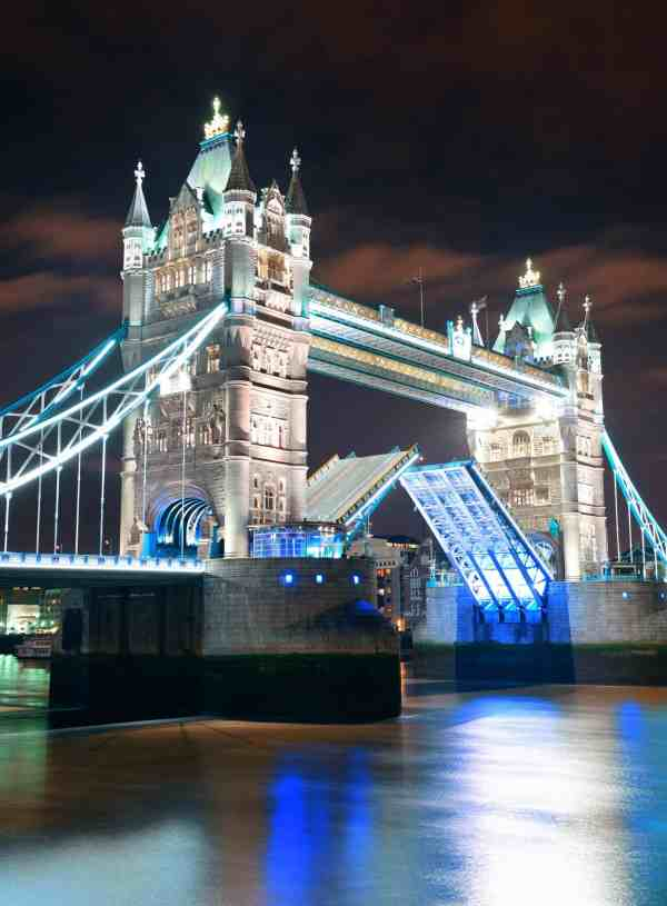 50 Things to Do in London At Night
