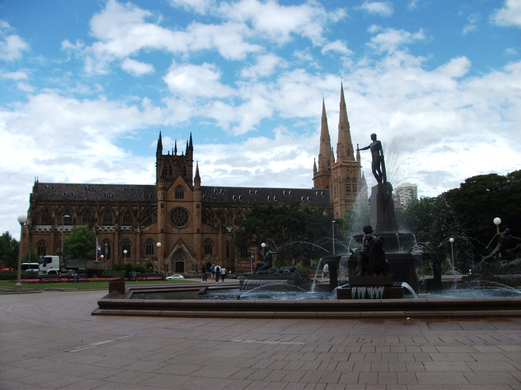 St Mary's Cathedral Sydney