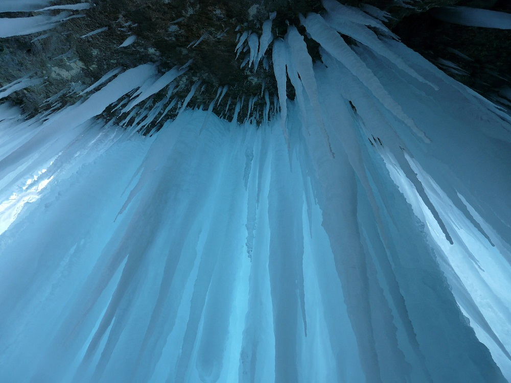 Ice Curtain Structure