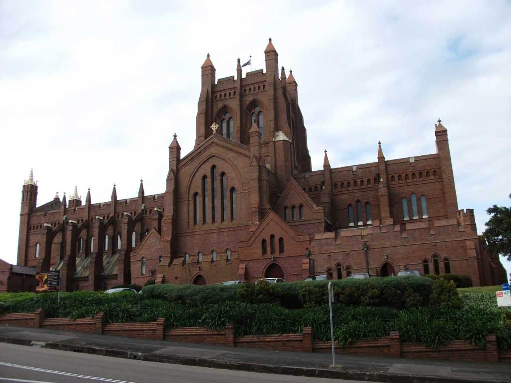 Christchurch Cathedral, Newcastle Australia
