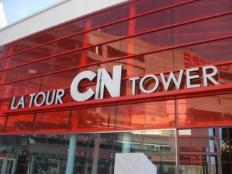 The CN Tower, Toronto